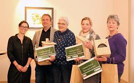 Winnaars van de Hillegomse tuinvogel fotowedstrijd!