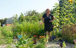 Groene Aanjagers van Hillegom; Kom tot bloei in de Groeituin