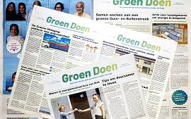 Lees onze speciale duurzaamheidsbijlage in de krant