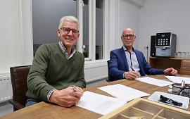 Katwijkse Energie Coöperatie, Buurtstroom Katwijk, opgericht