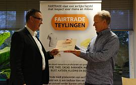 Fairtrade shoppen in Teylingen