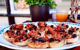 Kliekjesmonster: Mediterraans broodfeestje