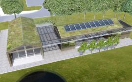 Kinderboerderij De Klaprooshof wordt duurzaam vernieuwd
