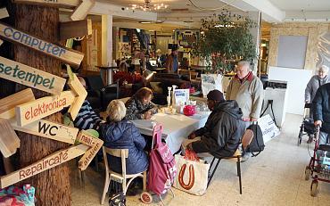 De JoJo; van Repair Café tot Weggeefwinkel
