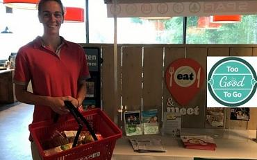 Winkelen via Too Good To Go tegen voedselverspilling!