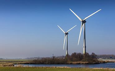 Bewoners Holland Rijnland halen eerste half miljoen op voor windmolens