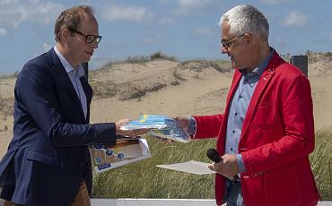 QualityCoast-vlag wappert weer 2 jaar in Noordwijk