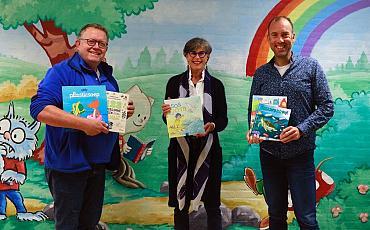 Boekenpakketten voor scholen op Dag van de Duurzaamheid