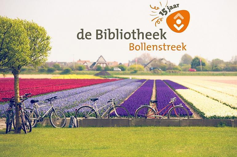 Tour de Bollenstreek | 15 jaar Bibliotheek Bollenstreek