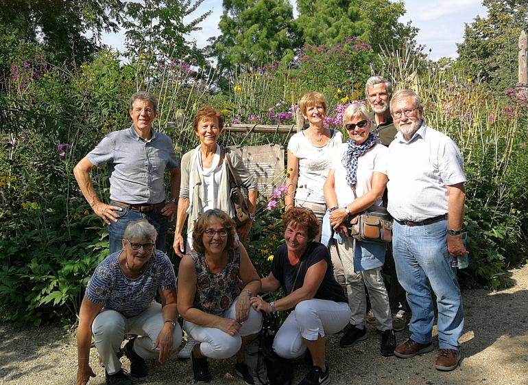 Groene Aanjagers van Teylingen deel 3: De vrijwilligers van Schooltuin Rusthoff