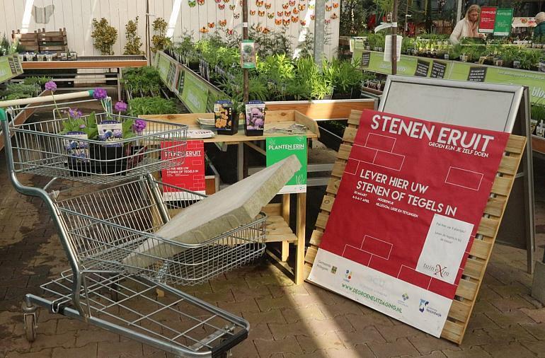 Operatie Steenbreek groot succes!