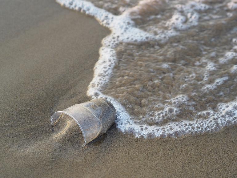 Limes Bubble Barrier voorkomt plastic in de zee, help je mee?