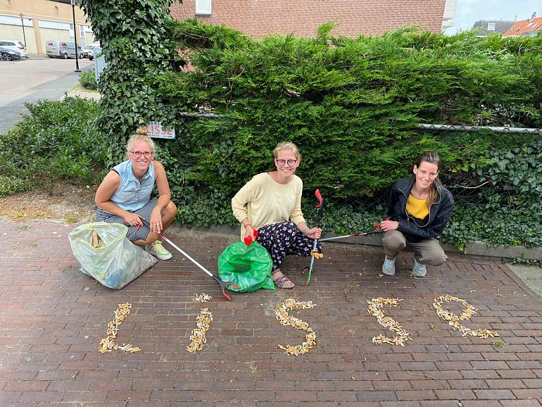 Tienduizenden peuken opgeruimd tijdens Plastic Peukmeuk actie!