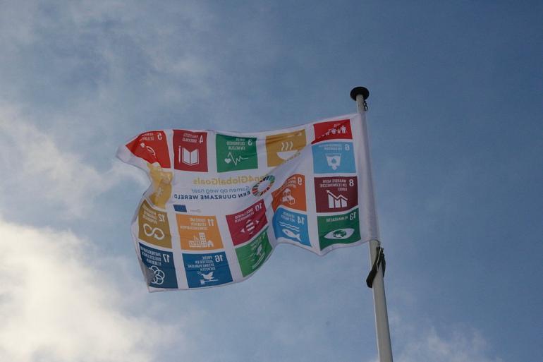 Global Goals dag; samen voor een duurzame wereld!
