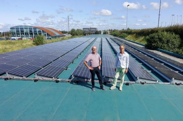 Katwijkse Energie Coöperatie start met eerste energieproject